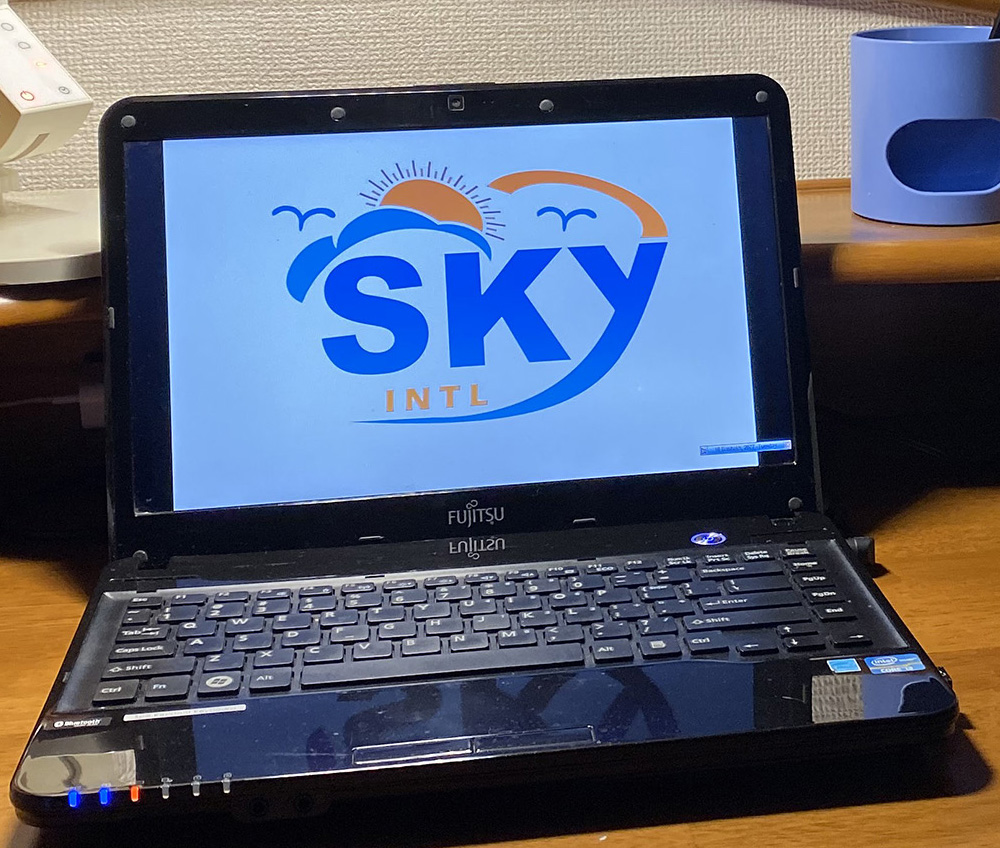 Welcome to The Sky Intl company